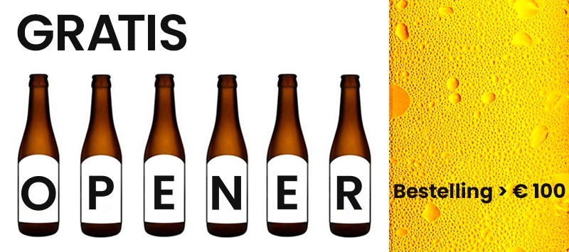 gratis bieropener